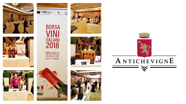 Borsa vini Italiani 2018 – Brussels